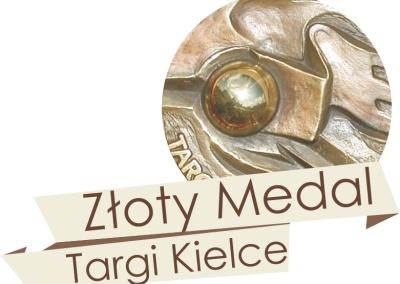 Złoty Medal Targów Kielce 2015