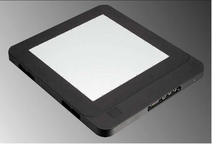 Digital flat-panel detectors from YXLON