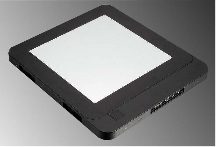 Digital flat-panel detectors from YXLON