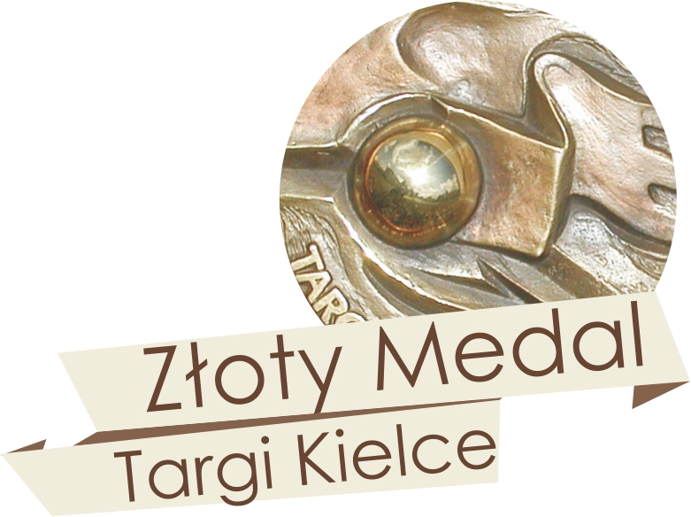 The Gold Medal of Kielce Trade Fairs