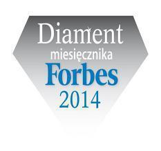 Diament Miesięcznika Forbes 2014