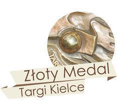 Złoty Medal Targów Kielce