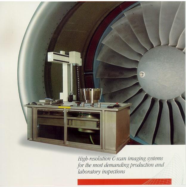 Ultradźwiękowy laboratoryjny systemy zanurzeniowy LS-50 firmy ScanMaster