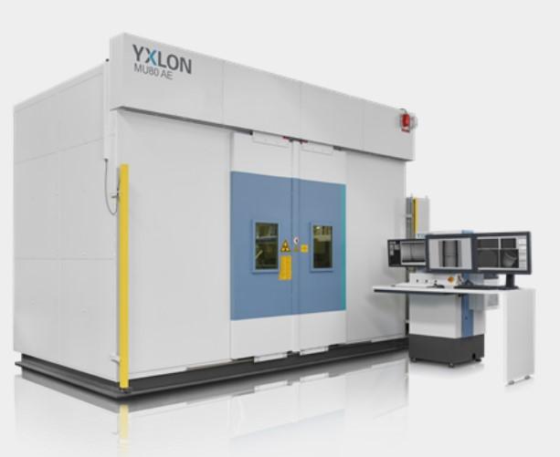 YXLON MU80 AE