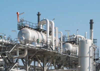 PETROCHEMISTRY / GAS INDUSTRY / PIPELINES