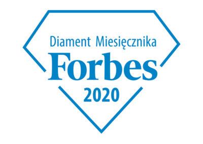 Diament Forbes 2020