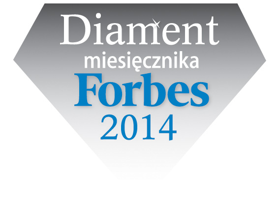 Forbes Magazine Diamond 2014