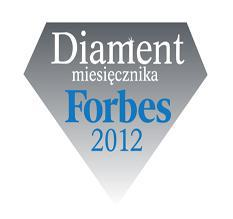 Forbes Magazine Diamond 2012
