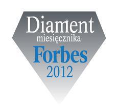 Diament miesięcznika Forbes 2012