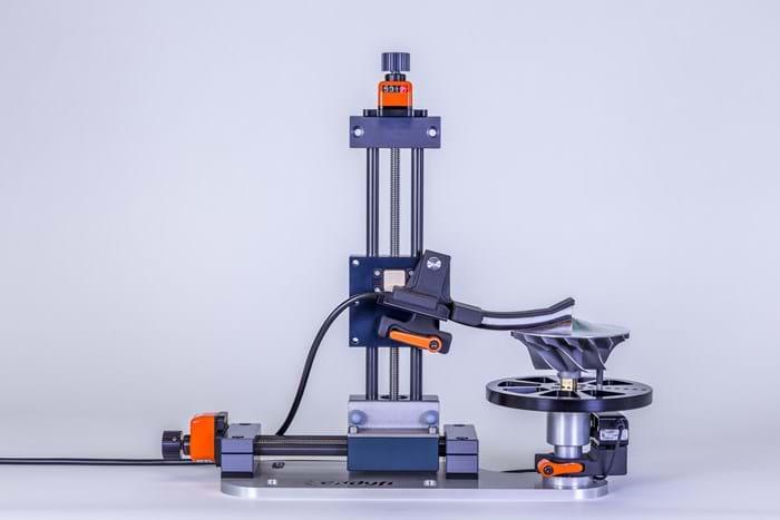 Rotating Probe holder