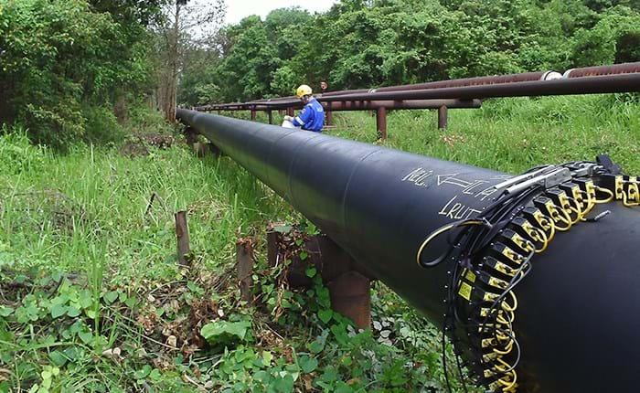 LRUT Pipeline