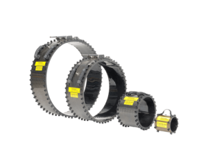 Inflatable collars