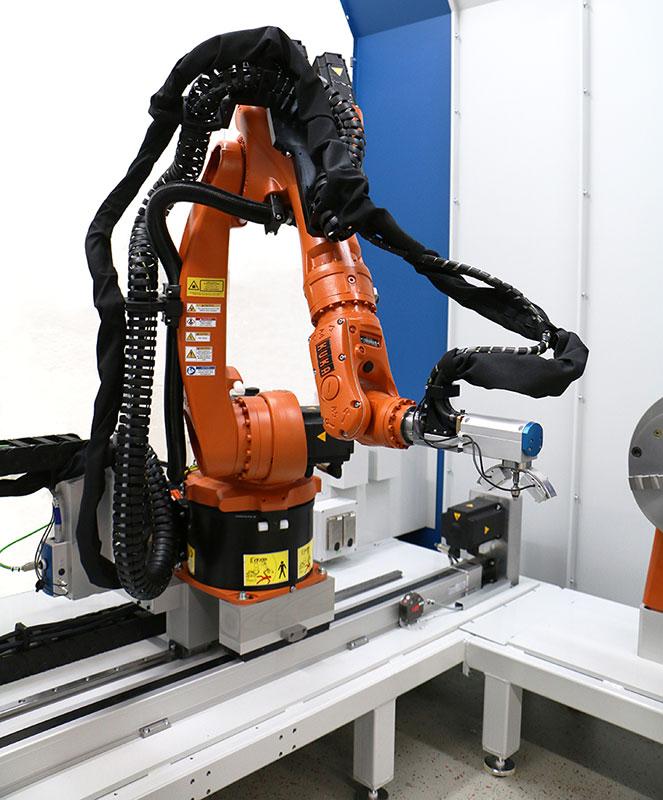 Xstress Robot Linear